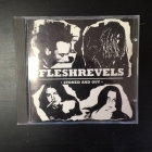 Fleshrevels - Stoned And Out CD (VG+/M-) -hardcore-