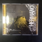 Hermano - Live At W2 CD (VG+/M-) -stoner rock-
