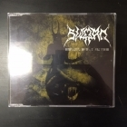 Sworn - Impious Beast Within CDEP (M-/M-) -death metal-