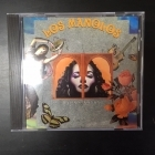 Los Manolos - Pasion Condal CD (M-/VG+) -latin pop-