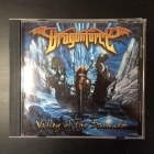 Dragonforce - Valley Of The Damned CD (VG+/M-) -power metal-