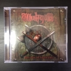 Wulfgar - With Gods And Legends Unite CD (M-/VG+) -melodic death metal-