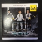 BWO - Right Here Right Now CDS (VG+/VG+) -synthpop-