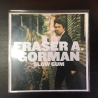 Fraser A. Gorman - Slow Gun PROMO CD (VG+/M-) -indie pop-