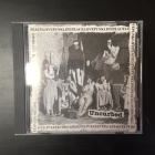 Uncurbed - Peacelovepunklife...Andotherstories CD (VG+/M-) -hardcore-