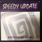 Speedy Update - Rattlesnake Shake / Don't Bother The Neighbours 7'' (VG+/VG) -pop rock-