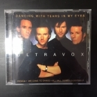 Ultravox - Dancing With Tears In My Eyes CD (VG/VG+) -new wave-
