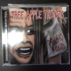 Thee Apple Thieves - Psycho Mind CD (M-/M-) -psychobilly-