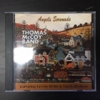 Thomas McCoy Band - Angels Serenade CD (VG+/VG+) -blues-