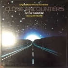 Close Encounters Of The Third Kind - Original Motion Picture Soundtrack LP (VG+/VG+) -soundtrack-