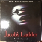 Jacob's Ladder - Original Motion Picture Soundtrack LP (VG-VG+/VG) -soundtrack-