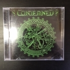 Condemned? - Condemned 2 Death 2CD (VG-VG+/VG+) -hardcore-