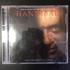 Hannibal - Original Motion Picture Soundtrack CD (M-/M-) -soundtrack-