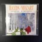 Haydn / Mozart - London Symphony CD (VG+/VG+) -klassinen-