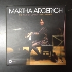 Martha Argerich - The Warner Classics Recordings 20CD (VG+-M-/M-) -klassinen-