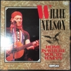 Willie Nelson - Home Is Where You're Happy LP (VG+/VG+) -country-