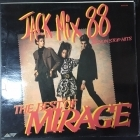 Mirage - Jack Mix 88 (The Best Of Mirage) LP (VG/VG) -dance-