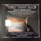 Sibelius - Jedermann Op 83 / Belshazzar's Feast Op 51 / The Countess's Portrait CD (VG+/VG+) -klassinen-