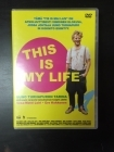 Uuno Turhapuro - This Is My Life DVD (M-/M-) -komedia-