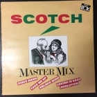 Scotch - Master Mix 12'' SINGLE (VG-VG+/VG+) -italo disco-