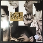 Simple Minds - Once Upon A Time LP (VG/VG+) -synthpop-