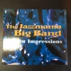 Jazzmania Big Band - New Impressions CD (M-/VG+) -jazz-