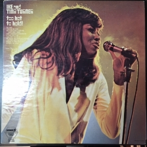 Ike And Tina Turner - Too Hot To Hold LP (VG+/VG+) -r&b-