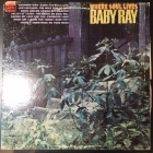 Baby Ray - Where Soul Lives LP (VG+/VG) -soul-