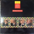 Level 42 - Running In The Family LP (VG+-M-/VG) -jazz-funk-