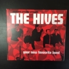 Hives - Your New Favourite Band CD (VG/VG+) -garage rock-
