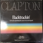 Eric Clapton - Backtrackin' 2LP (VG+/VG) -blues rock-
