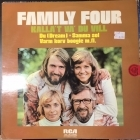 Family Four - Kalla't va' du vill LP (VG/VG+) -pop-