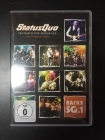 Status Quo - The Frantic Four Reunion 2013 DVD+CD (VG+-M-/M-) -hard rock-