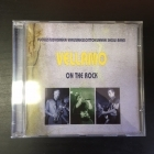 Vellamo (PVVMSK Show Band) - On The Rock CDEP (VG+/M-) -pop rock-