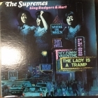 Supremes - The Supremes Sing Rodgers & Hart LP (VG+/VG+) -r&b-