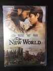 New World DVD (avaamaton) -draama-