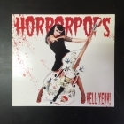 HorrorPops - Hell Yeah! CD (VG/VG+) -psychobilly-
