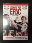 Looking For Eric DVD (VG+/M-) -komedia-