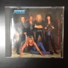 Accept - Eat The Heat CD (VG/VG+) -heavy metal-