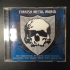 Finnish Metal Mania CD (VG/VG)
