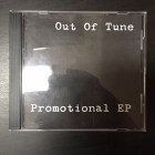 Out Of Tune - Promotional EP CDEP (VG+/M-) -punk rock-