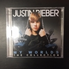 Justin Bieber - My Worlds (The Collection) 2CD (M-/VG+) -pop-