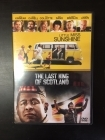 Little Miss Sunshine / The Last King Of Scotland 2DVD (VG+/M-) -draama/komedia-