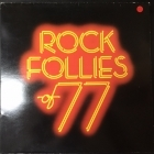 Rock Follies Of 77 - Soundtrack LP (VG+/VG+) -soundtrack-