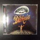 Darkness - Permission To Land CD (M-/M-) -glam rock-