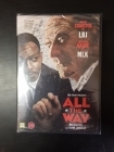 All The Way DVD (avaamaton) -draama-