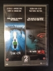 Eye (2002) / Eye 2 (2004) DVD (VG/M-) -kauhu-