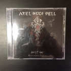 Axel Rudi Pell - Best Of (anniversary edition) CD (VG/M-) -heavy metal-