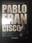 Pablo Francisco - Bits And Pieces DVD (VG/M-) -komedia-