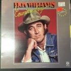 Don Williams - Country Boy LP (VG+-M-/VG+) -country-